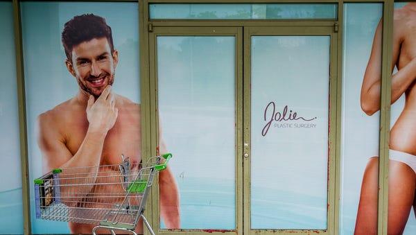 Jolie entrance