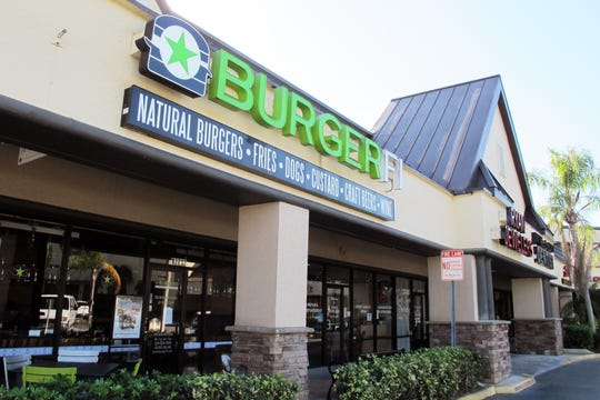 BurgerFi temporarily closed in January 2019 after operating since September 2014 in Shops at Eagle Creek at U.S. 41 East and Collier Boulevard.