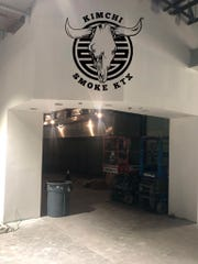 Kimchi Smoke KTX is coming soon to Little Ferry.