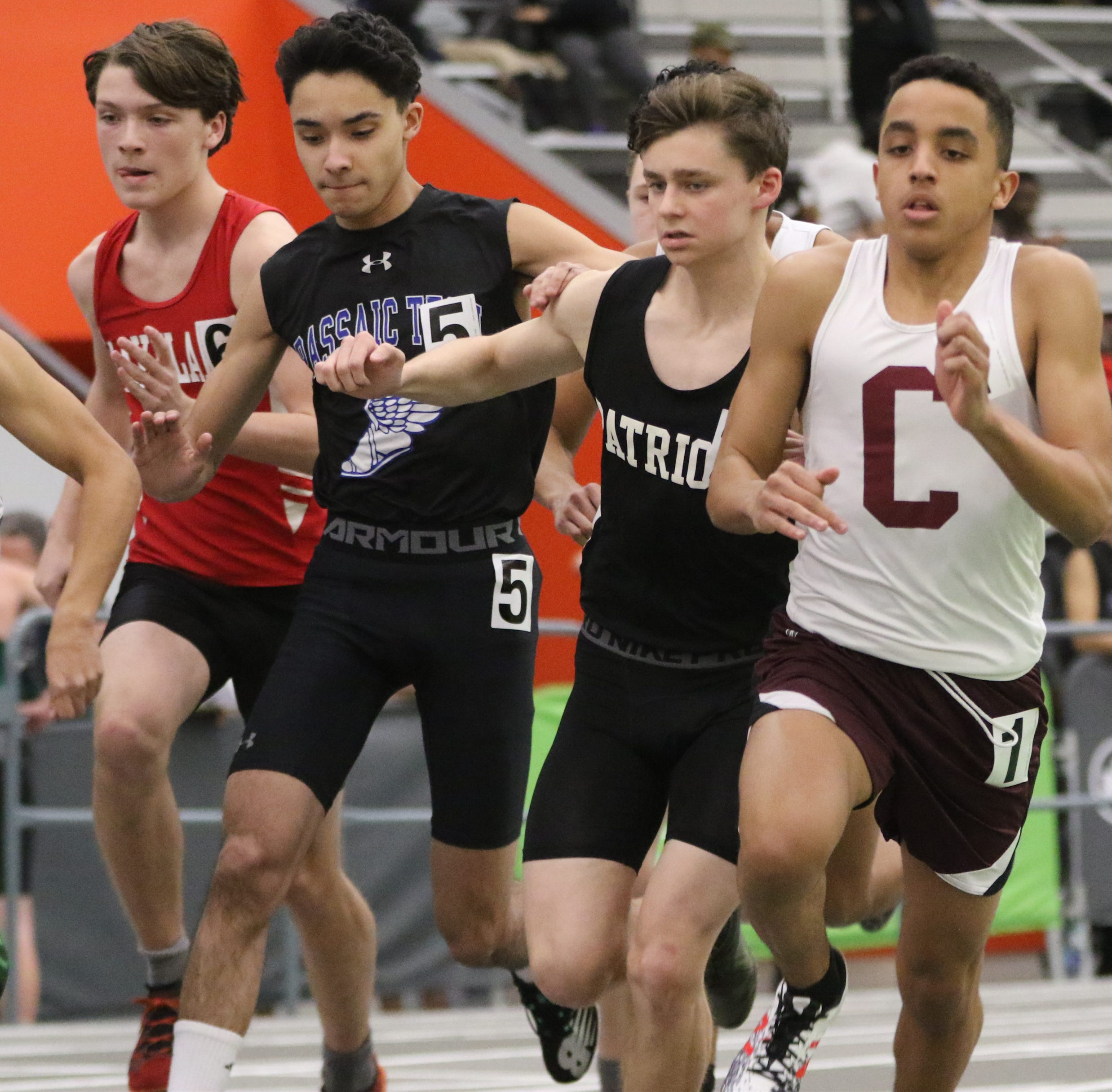 Opinion: NJ needs modern indoor track arena. How about the Meadowlands?