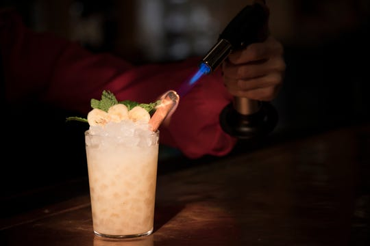 Somos serves some of the sexiest cocktails in North Jersey