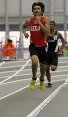 Jesse Campoverde, of Lakeland, is competing in the state meet of champions.