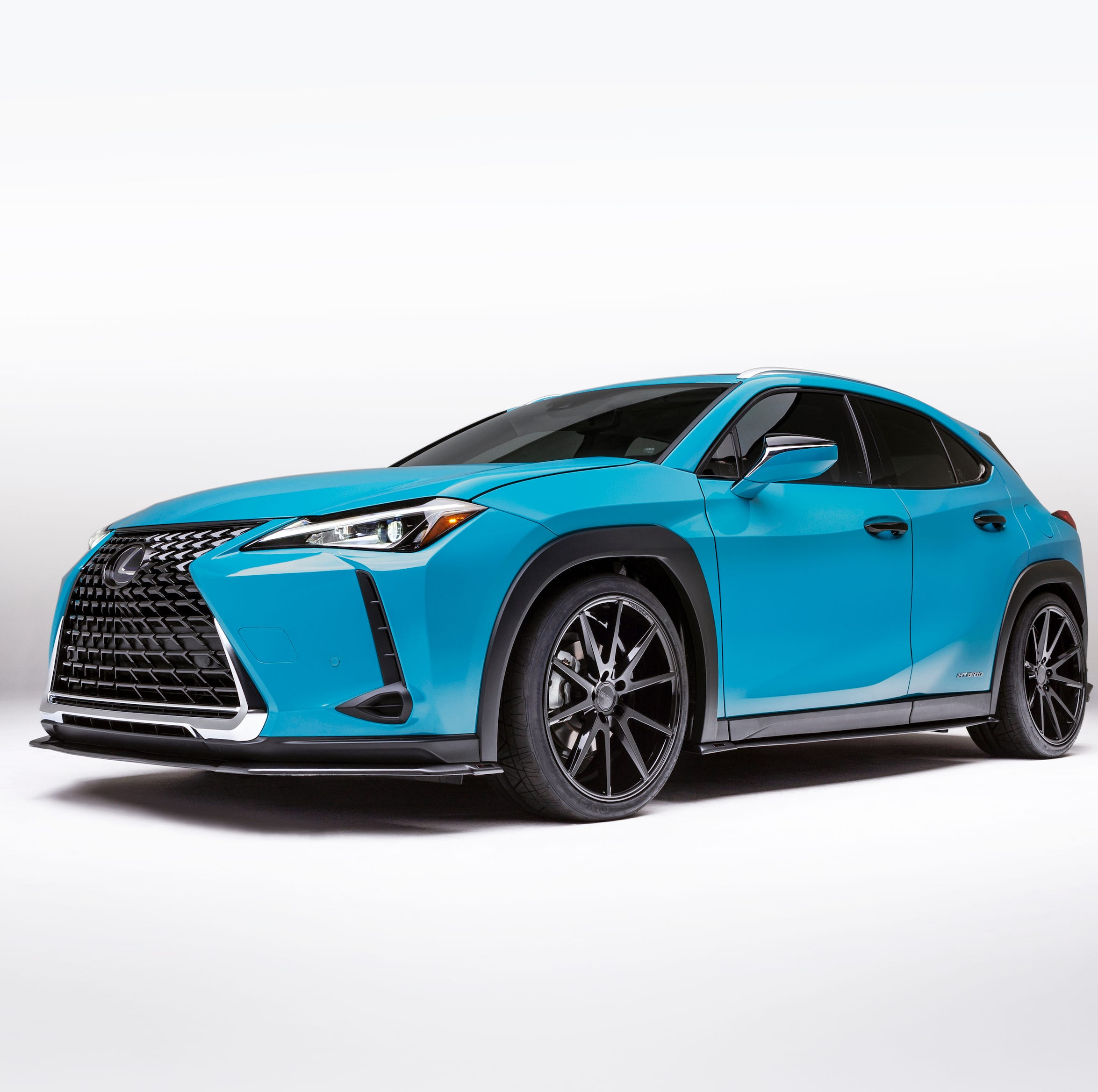 2019 Lexus UX built for around-town performance