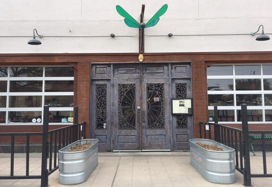 Dragonfly, 139 Main St., closed for business Sunday, Jan. 27.