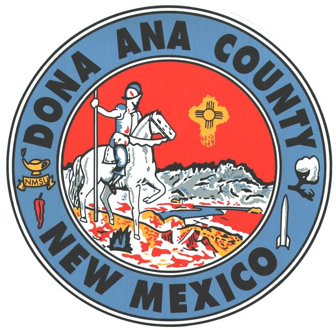 Doña Ana County government logo