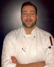 Hashim Diab, head chef at Elie's Mediterranean Grill in Birmingham.