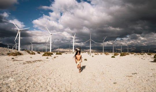 "Cara Romero, ""Winka & The Windmills"", 2019"