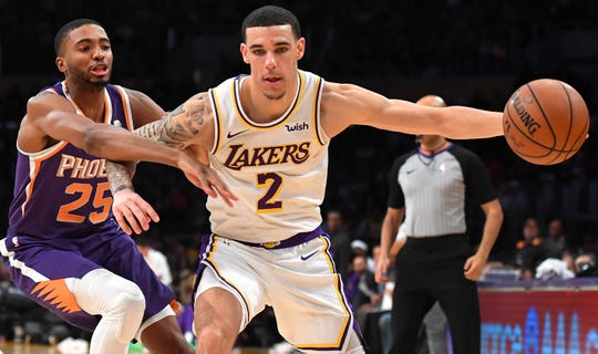 What would it take for the Suns to land Lonzo Ball?