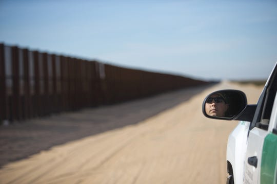 Border Patrol agents apprehended 242 migrants in the Arizona desert west of Lukeville.