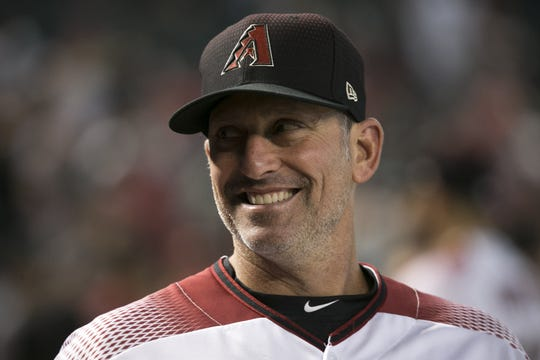 Diamondbacks manager Torey Lovullo was signed to a contract extension on Tuesday.