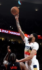 Anthony Davis' days with the New Orleans Pelicans seem numbered.