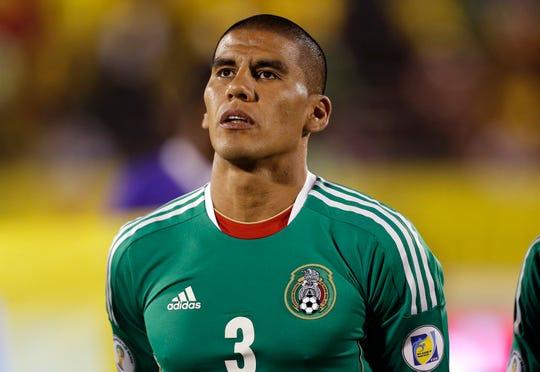 Carlos Salcido jugará con el Veracruz.