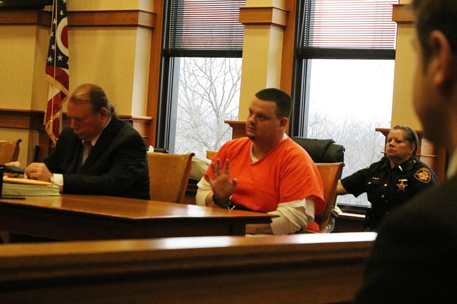 Cody Habel, 27, was sentenced to 33 years in prison after pleading guilty to the rape of a 5-year-old child.