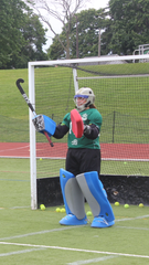Kelsey Felix was an all-state and all-league goaltender last season for Eastern York.