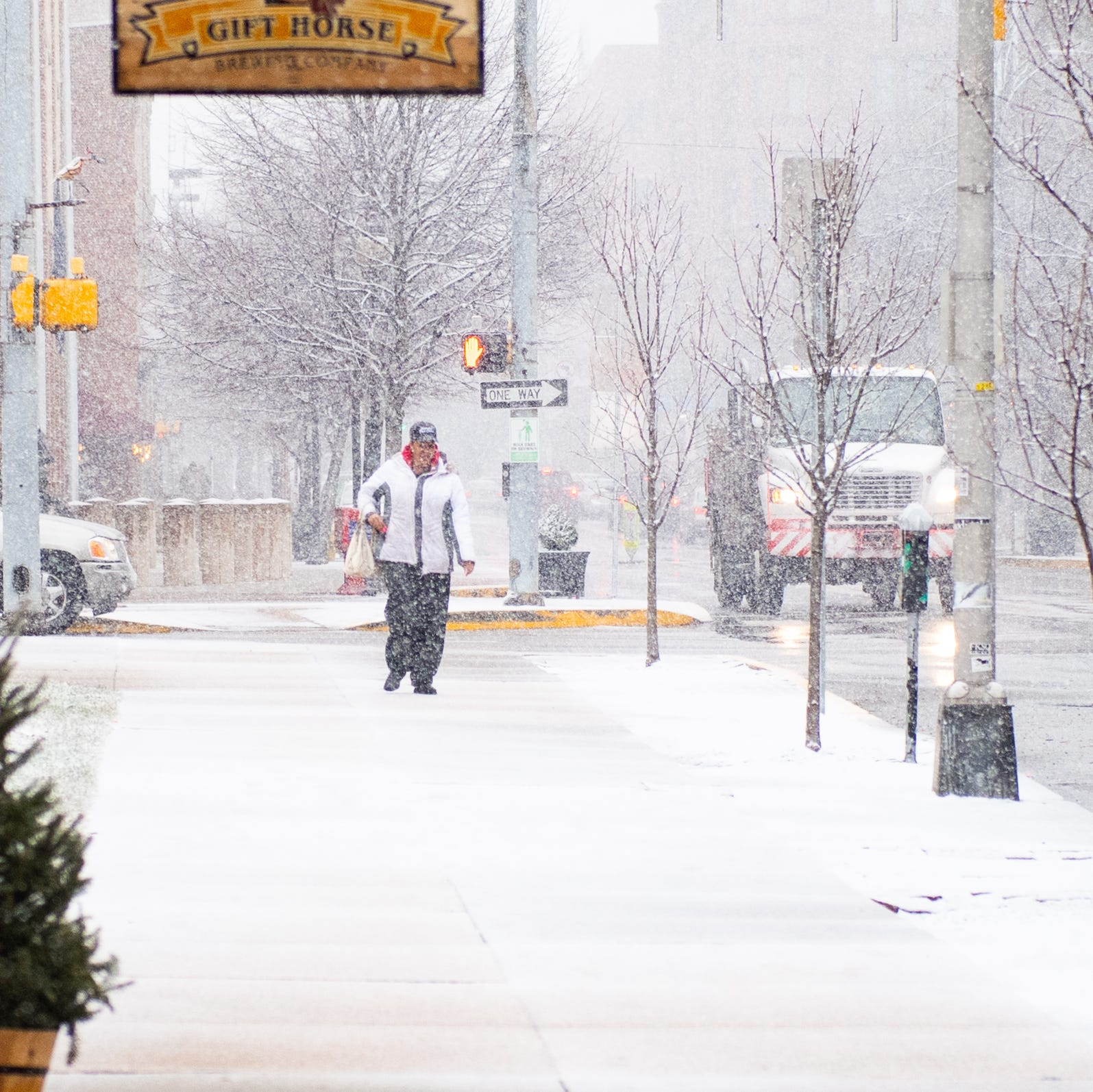"""'Complex, wintry mix"""" headed for central Pa. this week"""