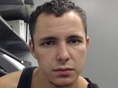 Luis Andrew David Smith, unlawful contact or communication with minor: Born in 1996, male, 5-foot-2, 115 pounds, primary address reported as 300 South 2nd Street, Lebanon.