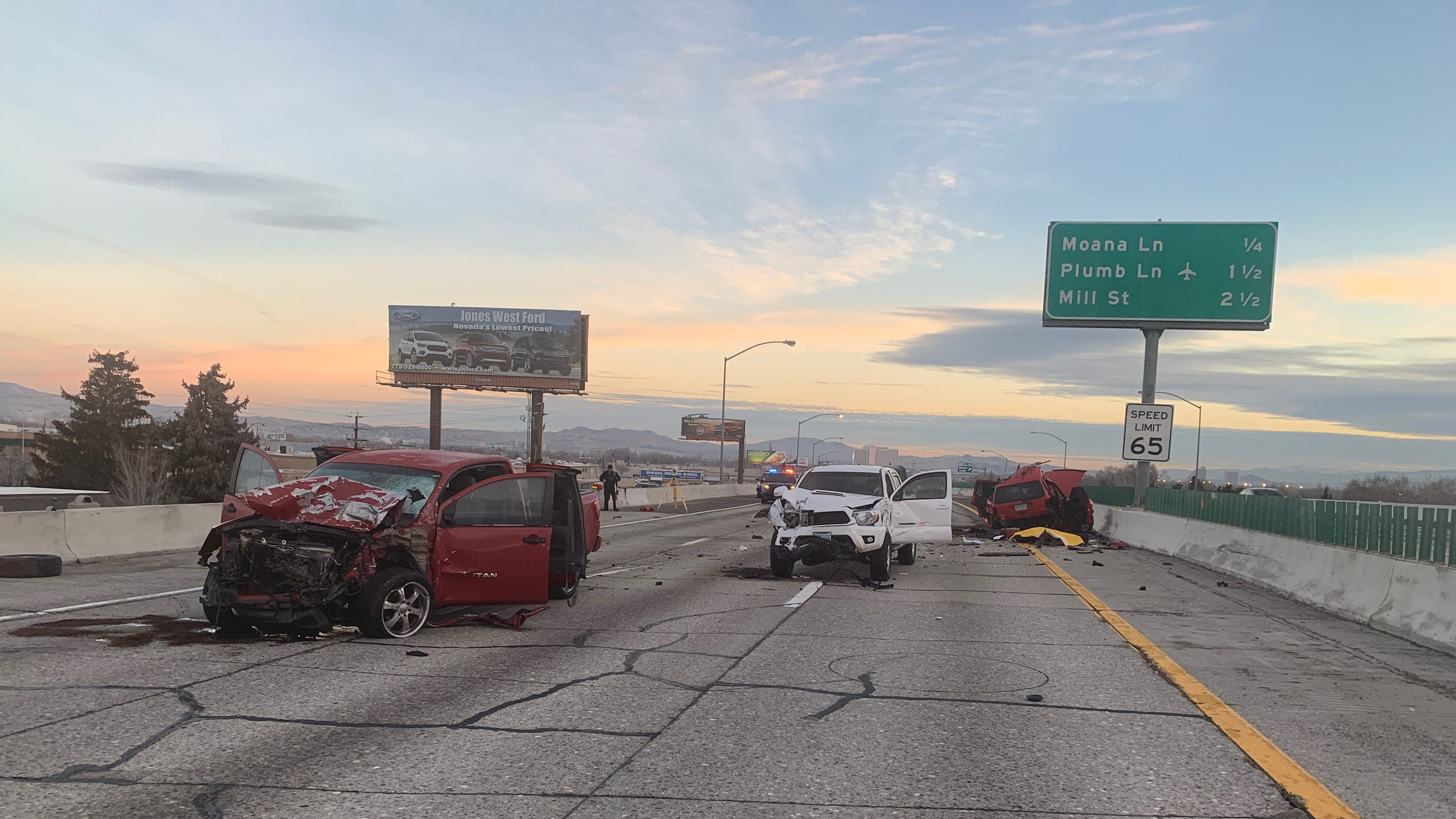 Wellington Man Killed In Reno Accident