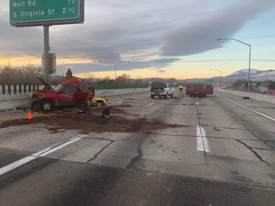 One driver in fatal I-580 crash suspected of DUI, fled the scene