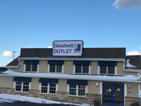 Goodwill Outlet opens in Pittsford