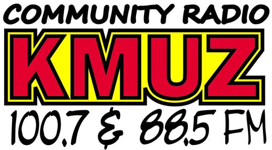 KMUZ radio will host a community winter pledge drive on Feb. 2-8.