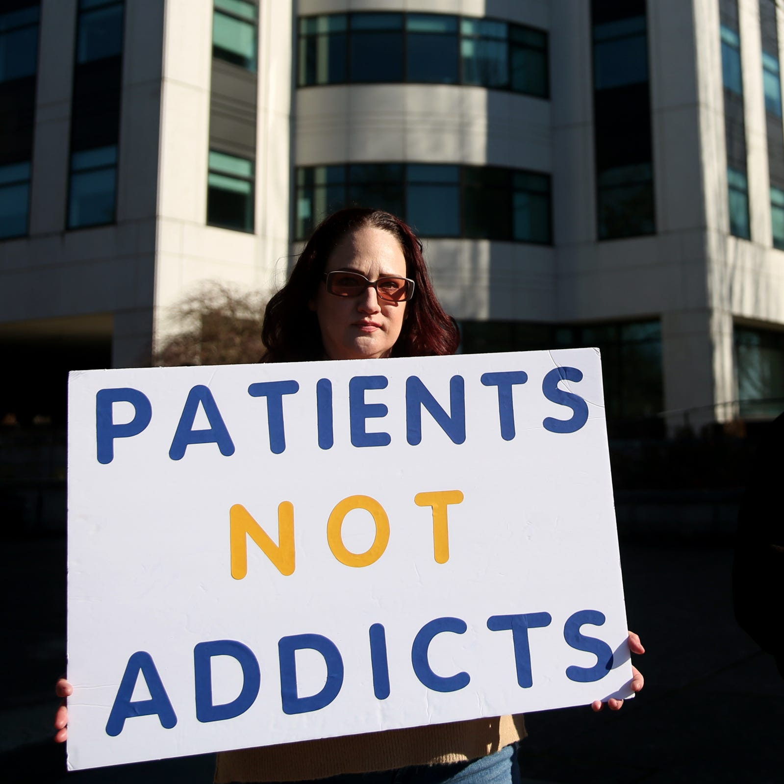 Opioid abuse: Patients aren't addicts
