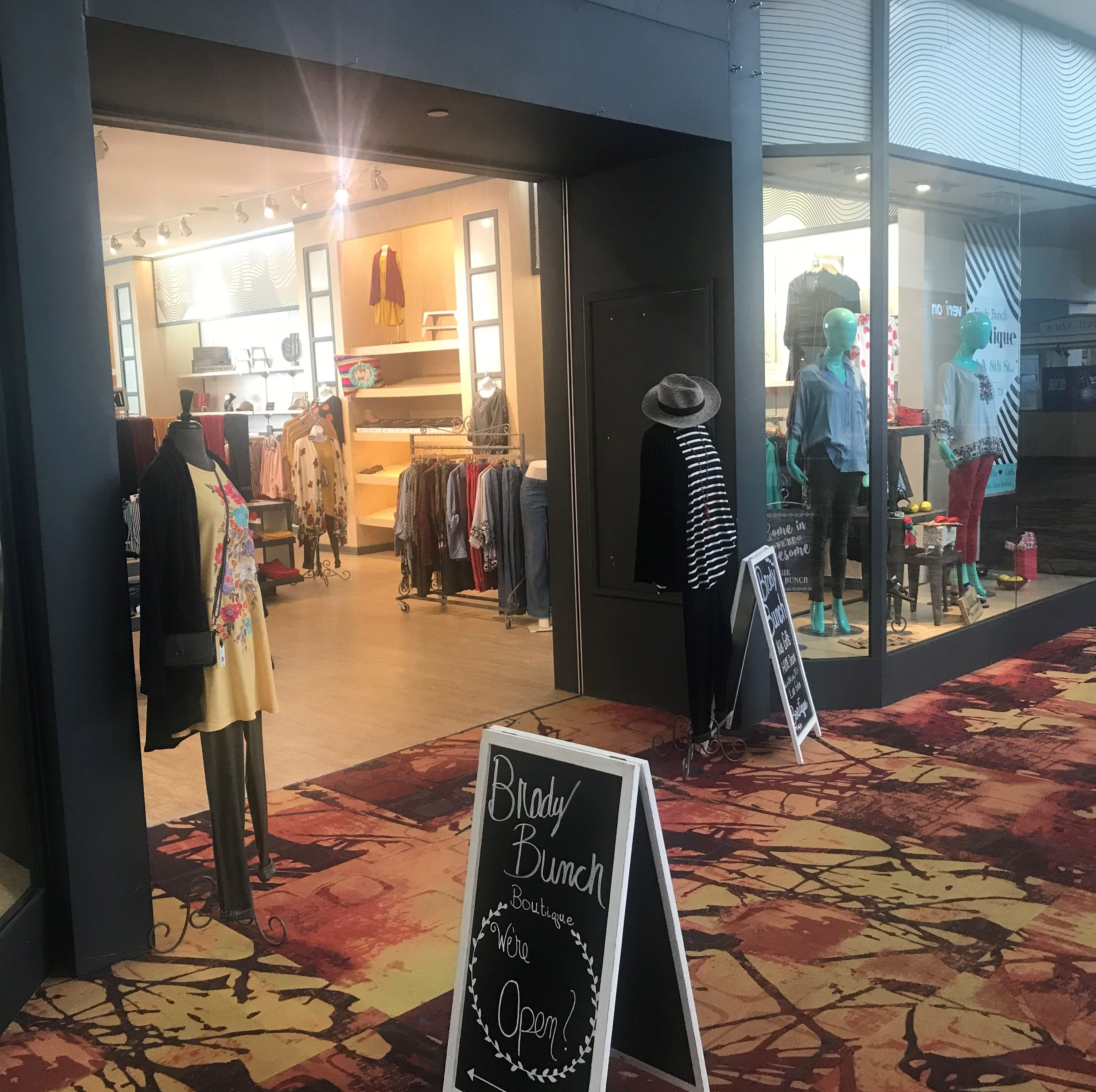 Ballinger's Brady Bunch Boutique comes to Sunset Mall in San Angelo