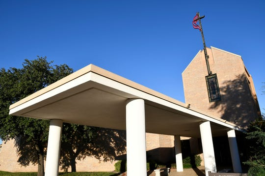 Sierra Vista United Methodist Church has been located at 4522 College Hills Blvd. since 1975, when the congregation of Angelo Heights Methodist moved and changed their name.