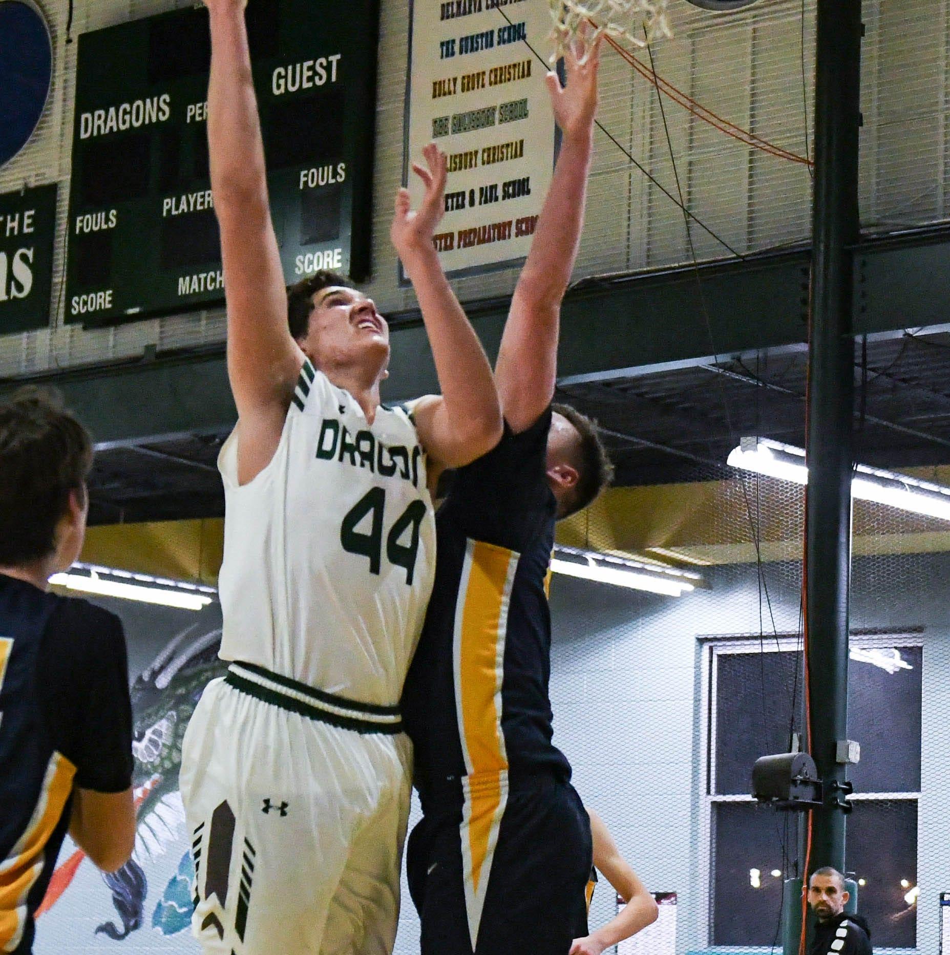 Salisbury School basketball team rides win streak, led by size, skill and leadership