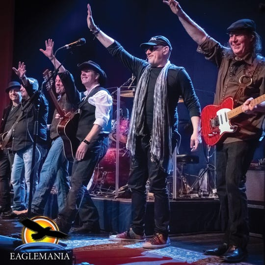 EagleMania is the premier Eagles tribute band.