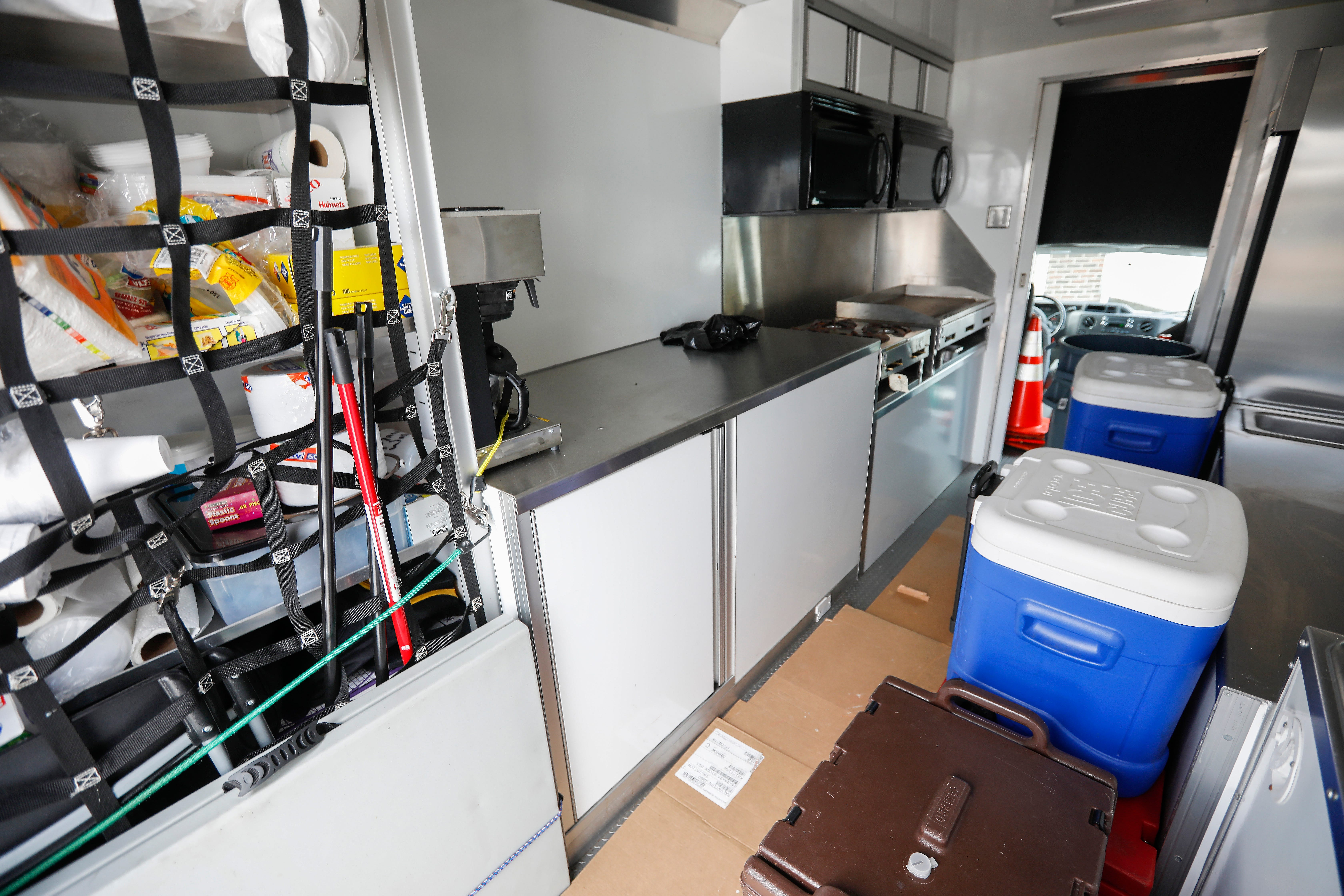 The Salvation Army Emergency Disaster Services Canteen will be visiting homeless camps in the evenings to provide for a hot meal and cup of coffee as well as get the word out about their cold weather shelters.