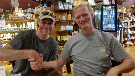 Cranberry's owner Joseph White purchased Staunton Coffee Company in mid-2018 from Tim Harrington.