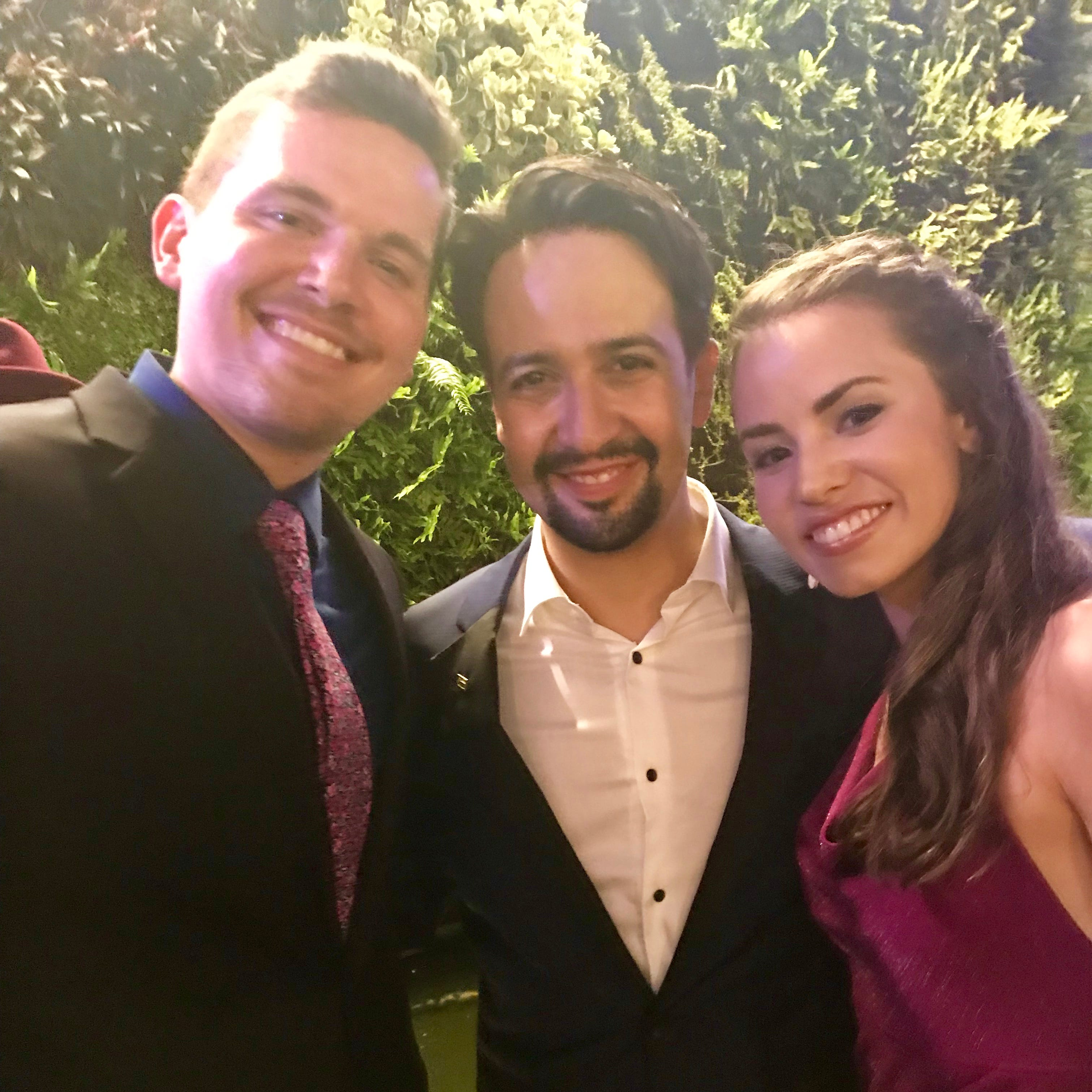 Southern Utah couple cast in touring production of 'Hamilton'