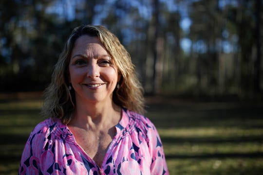 Karen Allen, a third grade teacher at Killearn Lakes Elementary School, has undergone three open heart surgeries. Before being diagnosed with high blood pressure which lead to the surgeries, she ran two ironman triathlons.