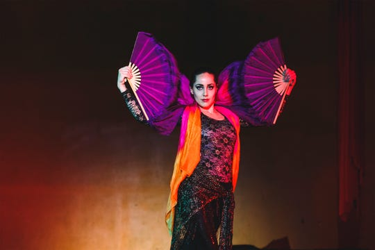 """Rachel """"Omega"""" Matz will celebrate the anniversary of her samba troupe, Sambistas do Sol, at the second annual World Culture Festival this February."""