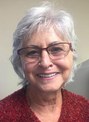 Linda Hillman, candidate for Vero Beach City Council, Jan. 29, 2019.