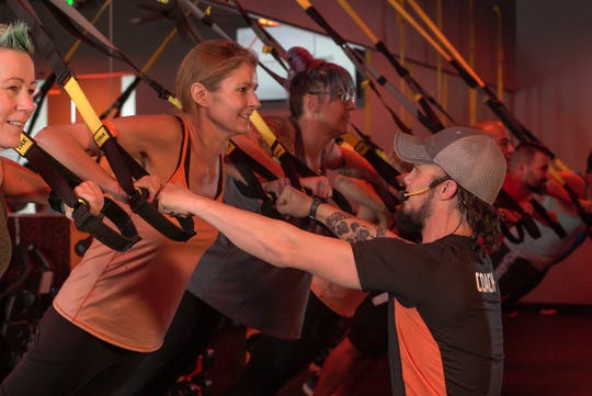 A new fitness studio, Orangetheory, will open in El Paso on the West Side.