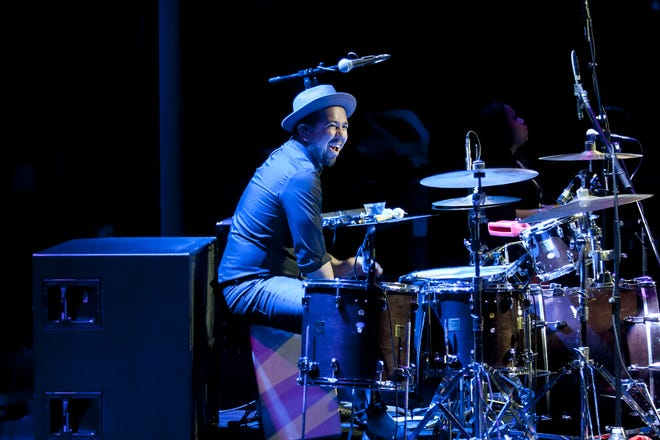 Jose Cano, an Oxnard resident and a Rio Mesa High School graduate, is a drummer for Las Cafeteras.