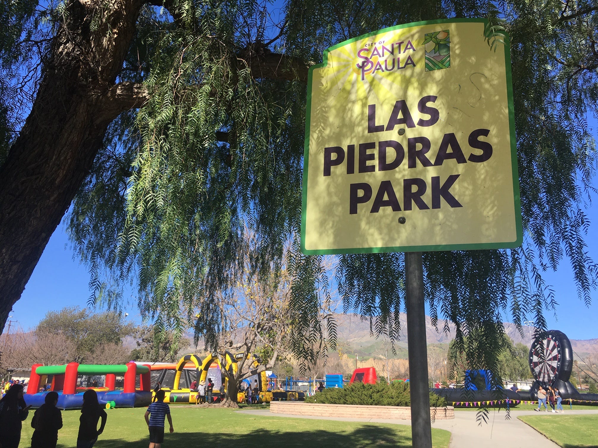 Santa Paula's new youth center is adjacent to Las Piedras Park on 13th Street.