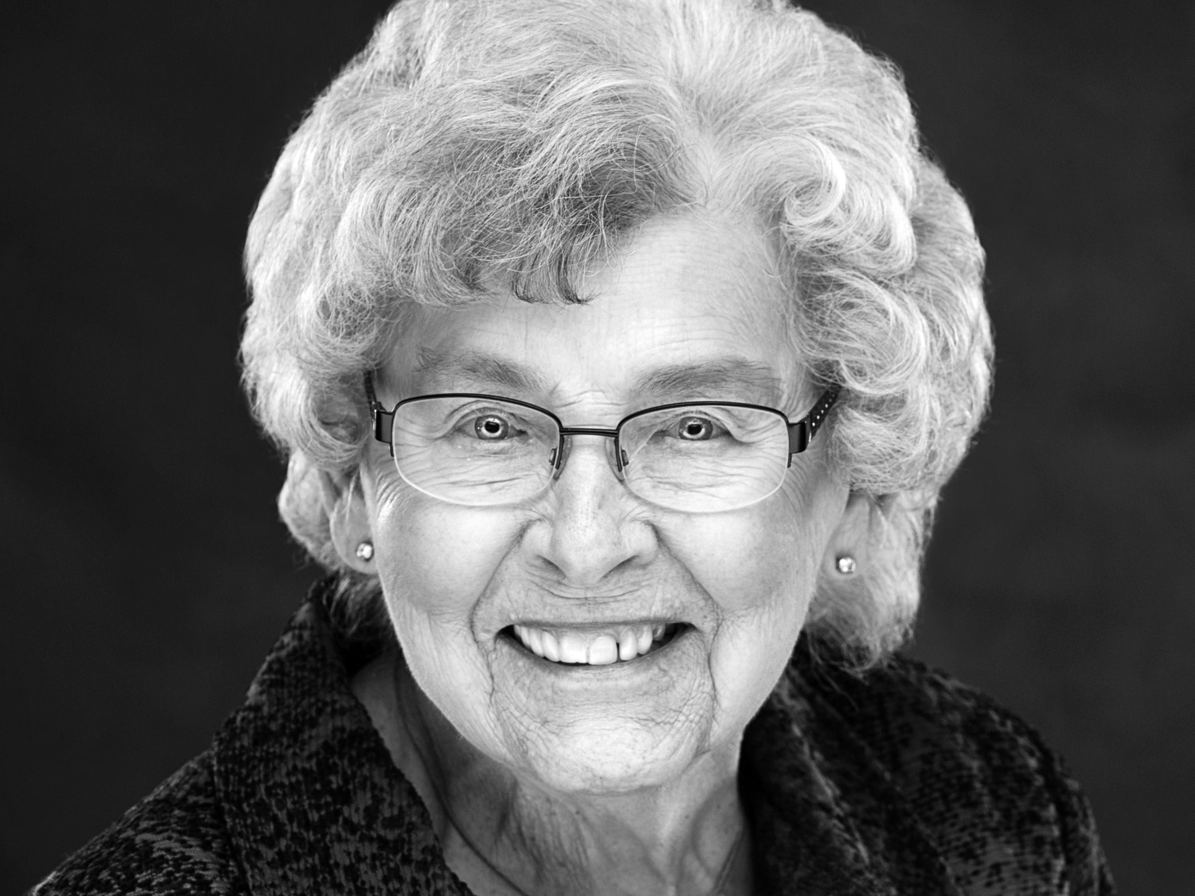 Irene Schoepke, 92: Irene is a woman of many talents, from woodworking and painting to preparing delicious meals and desserts to share. St. Stephen's Lutheran Church in Wausau relies on Irene to make and serve meals for funerals. She's an active Red Hatter, and she's a member of a quilting club that donates quilts to local charities. She was a longtime snowmobile club member and polka enthusiast. Her four great-grandsons are her biggest fans.