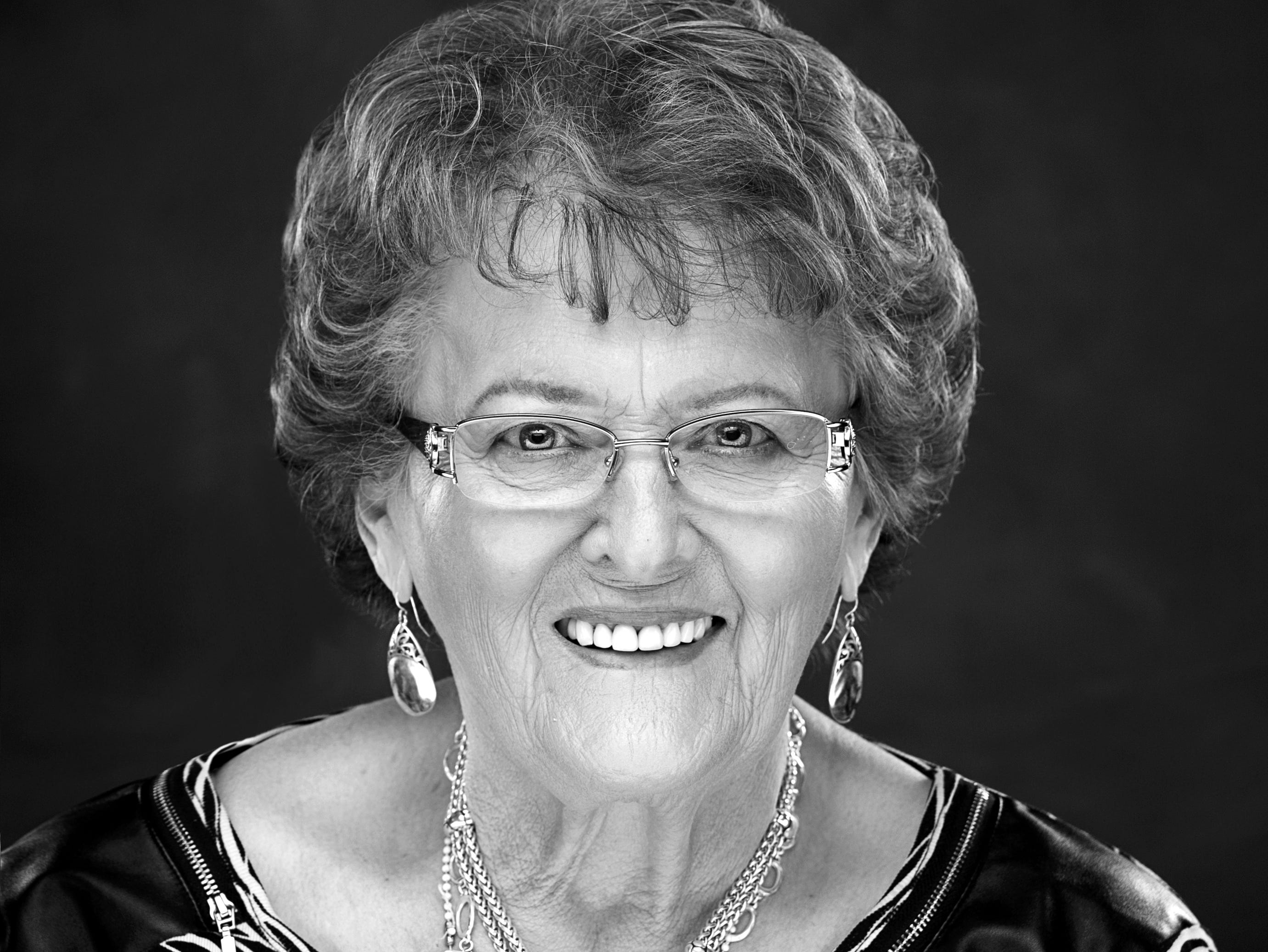 Kaye Schirle, 82: After many years as an elementary school teacher, Kaye followed her passion to teach art. She has always been ambitious, and she has sold many watercolor paintings over the years. Those who know Kaye say she is a joy, beautiful inside and out.