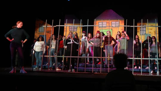 "Hastings High School presents ""Hairspray"" -- with a cast from Hastings, Yonkers, the Bronx and Stamford, Connecticut -- at 7 p.m., Feb. 1; 1 and 7 p.m., Feb. 2; 1 p.m., Feb. 3."