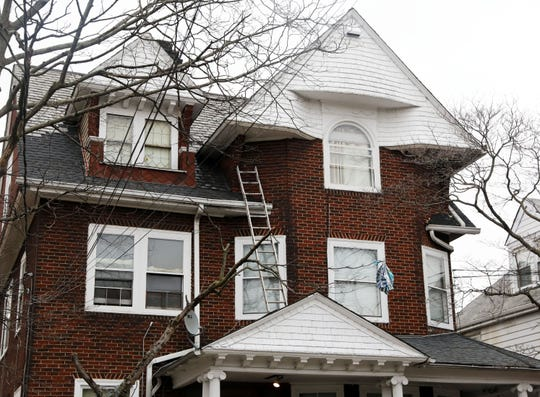 25 S. First Ave. in Mount Vernon Jan. 29 2019, the day after a fatal fire where a man was found in a second-floor apartment with heavy smoke and fire.