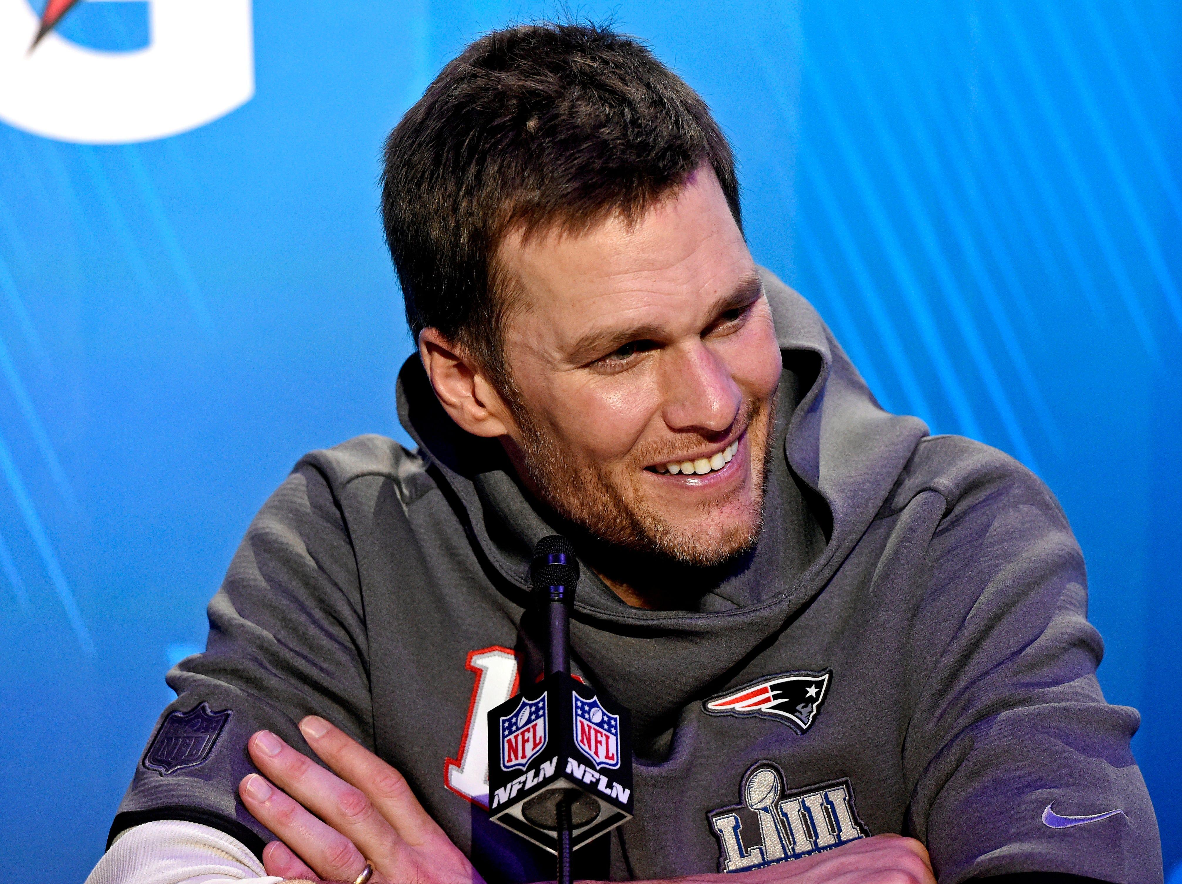 Tom Brady (John David Mercer/USA TODAY Sports)
