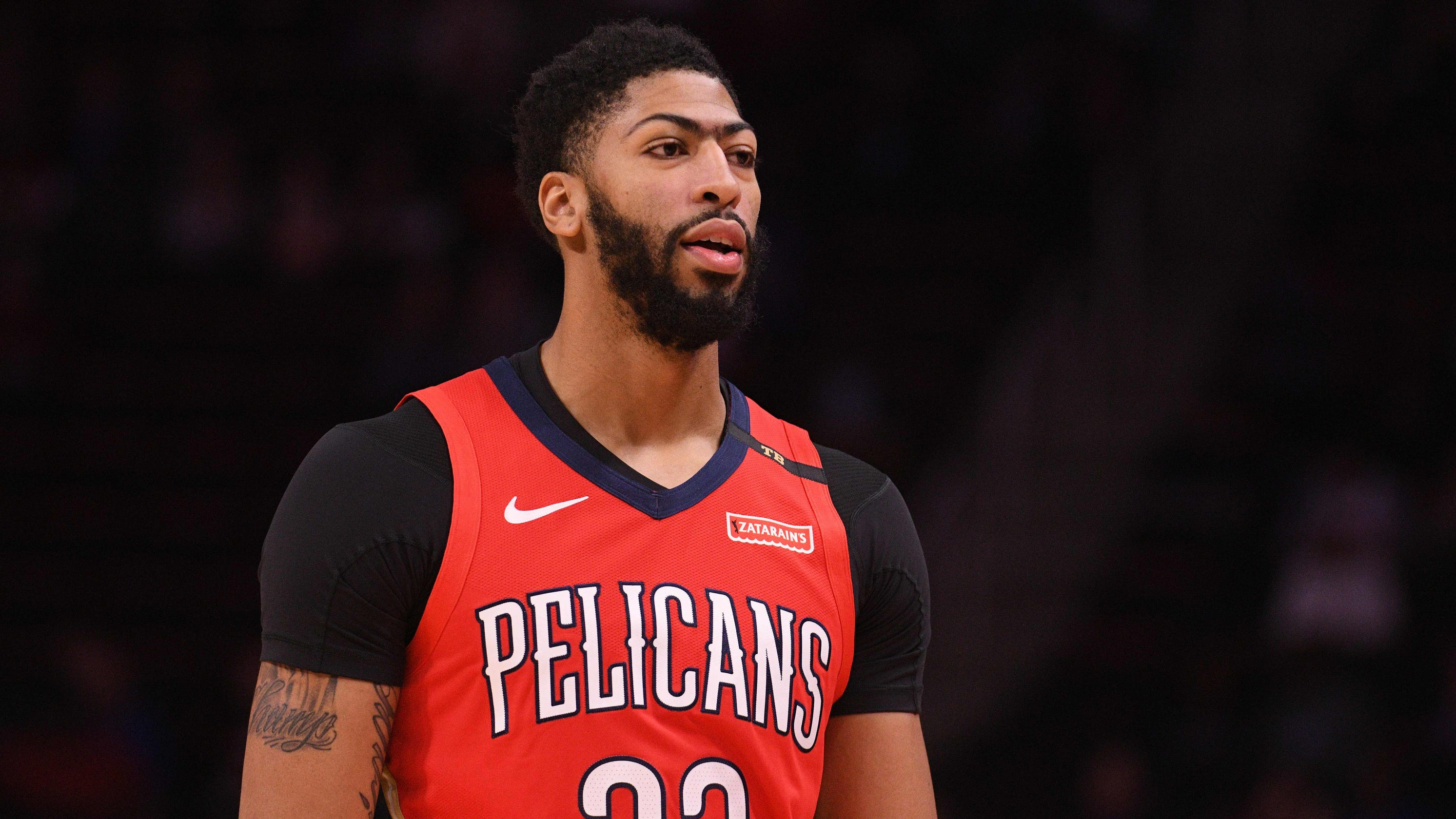 Anthony Davis fined  50 4e95a032d