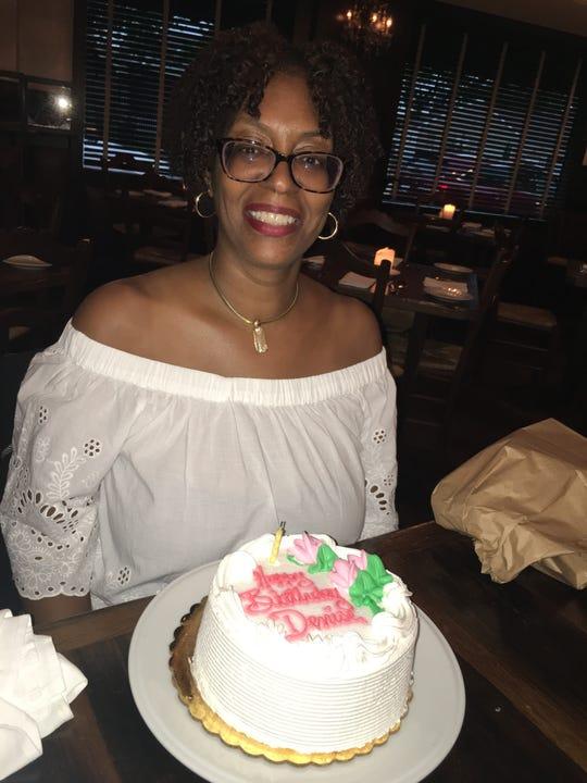 Denise Mitchell celebrates her birthday pain-free thanks to neuromodulation.