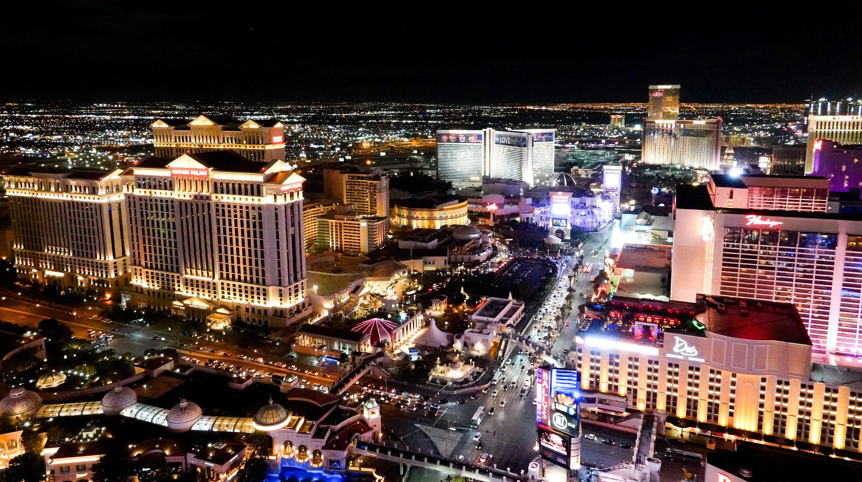 Las Vegas Strip: Best places to get a great photo