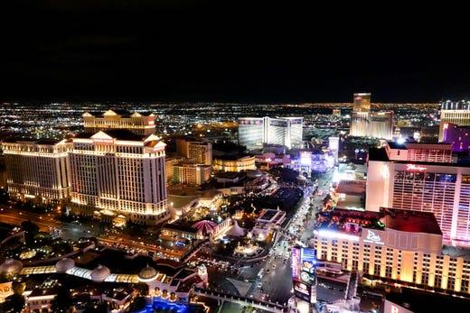 Las Vegas Strip Best Places To Get A Great Photo