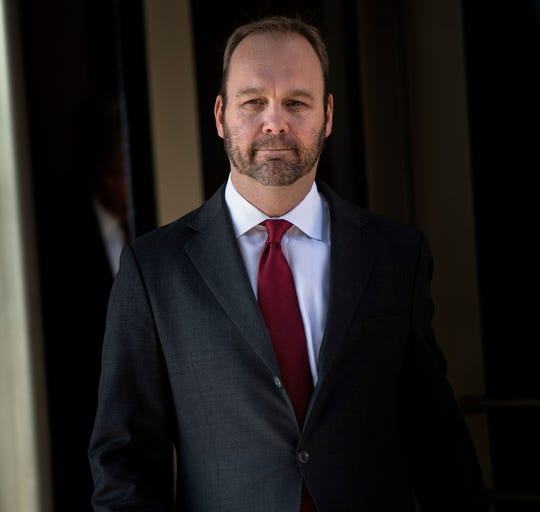 Rick Gates will serve his prison sentence on weekends.