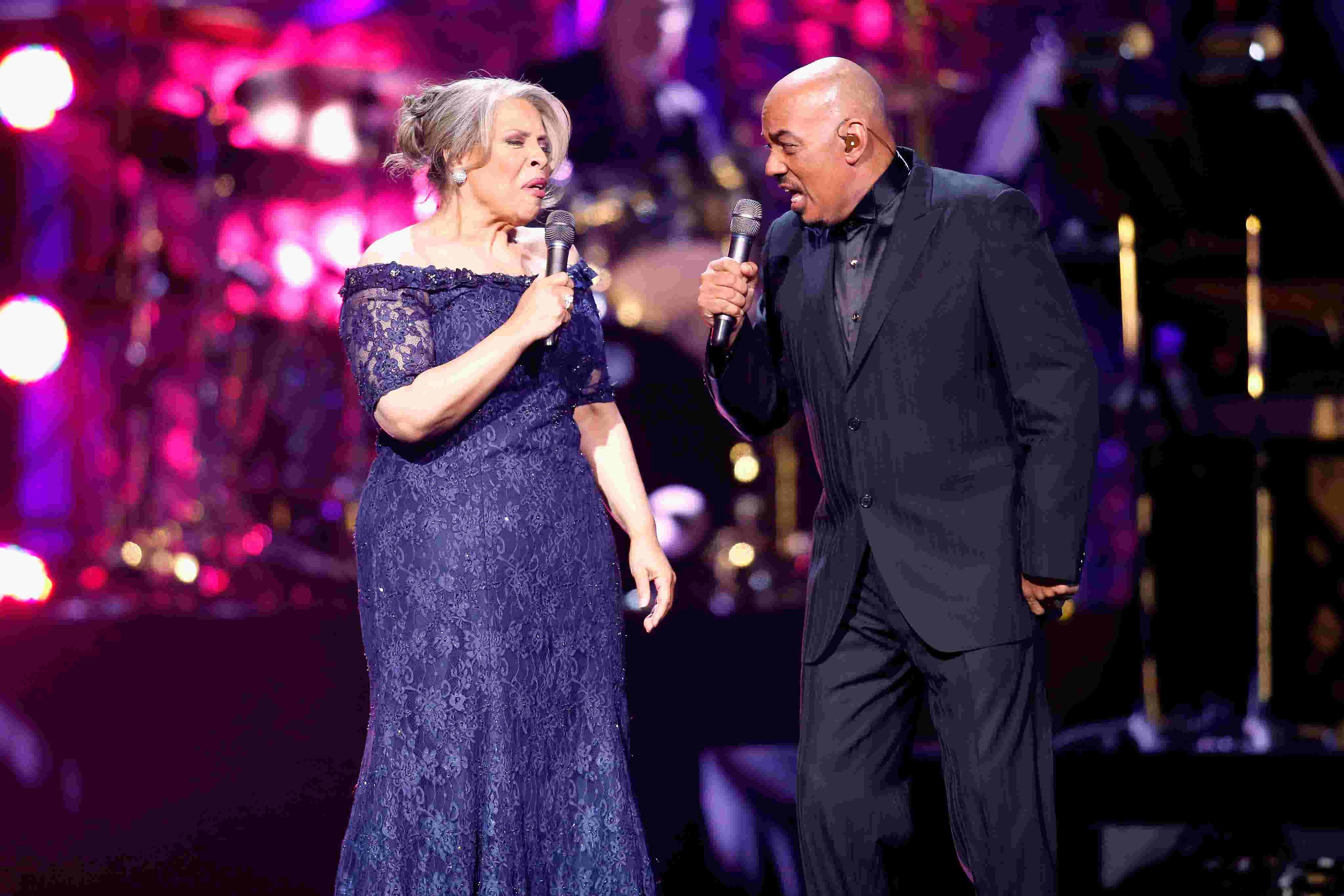 Grammy-winning R&B singer James Ingram dies at 66