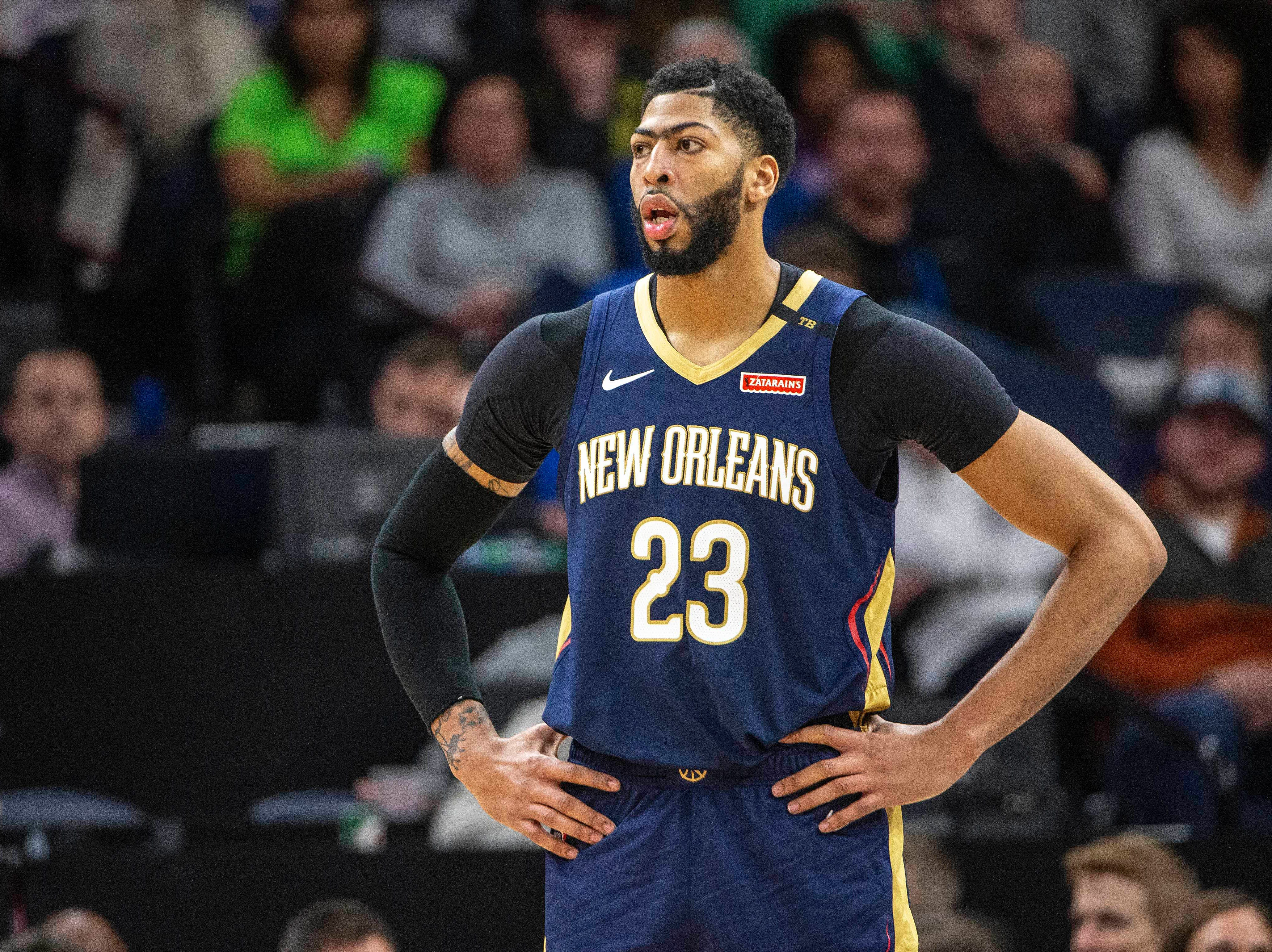 Opinion: Can Pelicans survive in New Orleans without Anthony Davis?